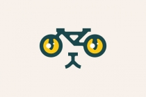 Bicycle Cat Logo