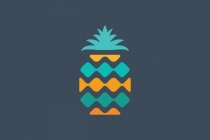 Pineapple Color Logo