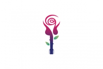 Guitar Rose Logo