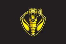 Gold Cobra Logo