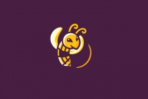 Pencil Bee Logo