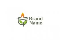 Nature Candle Logo