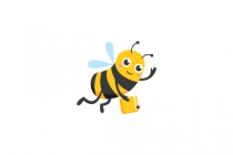 Bee Learning Logo