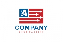 American Travel Logo