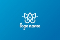 Hook Lotus Logo