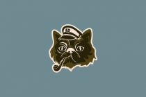 Sailor Cat Logo