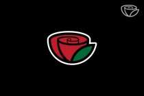 Rose Teacup Logo