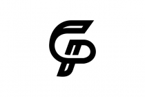 GP Monogram Logo
