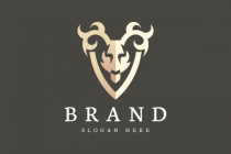 Luxury Deer Logo
