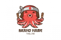 Little Octopus Logo