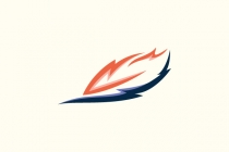 Fire Feathers Logo