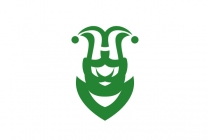 H Clown Logo