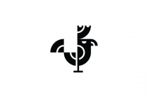 Majestic Rooster Logo