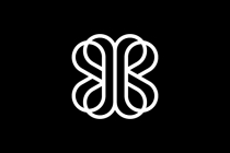 BB Abstract Monogram...