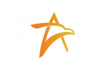 Bird Star Logo