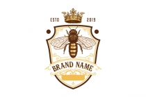 Queen Bee Logo