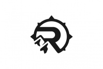 R Mountain Logo...