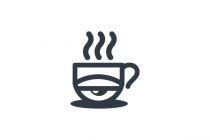 Sleepy Coffee Logo