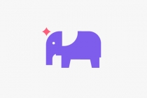 Elephant Toy Logo