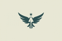 Arrow Wings Logo