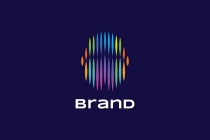 Vivid Brains Logo