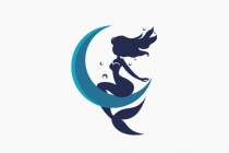 Mermaid Moon Logo