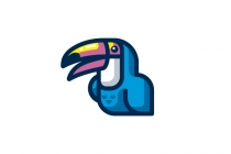 Colorful Toucan Logo