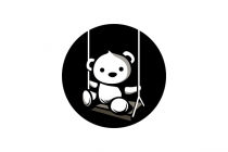 Swinging Teddy Logo