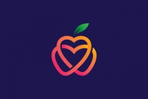 Apple Lover Logo...