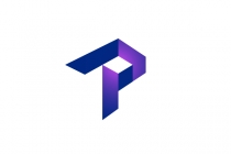 Polygon P Logo
