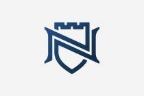 N Castle Shield Logo