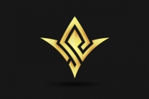 W Golden Crown Logo