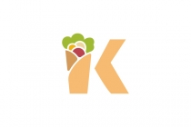 K For Kebab Logo