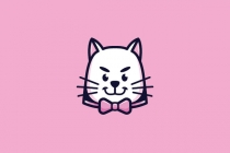 Fancy Cat Logo