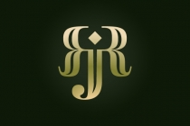 JR monogram Logo