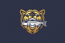 Salmon Hunter Logo
