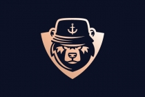 Bear The Fisher Logo