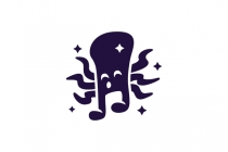 Dancing Octopus Logo