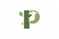 Wood Pecker Logo