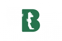 Hiding Bear Logo