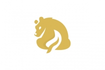 Natural Bear Logo