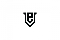VE or EV monogram...