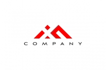 MX XM Monogram Logo