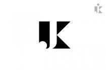 Monogram Jk Logo