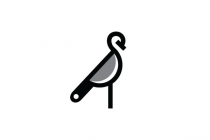 Stork Knife Logo