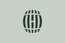 H Barrel Logo