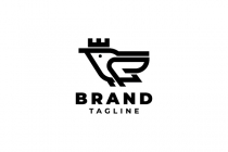 King Bird Logo Design