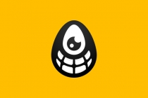 Smiling Egg Logo