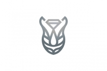 Diamond Rhino Logo