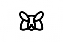 Raccoon Head Logo